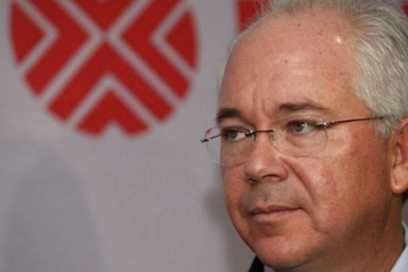 Rafael Ramirez, ex Oil Minister in Venezuela